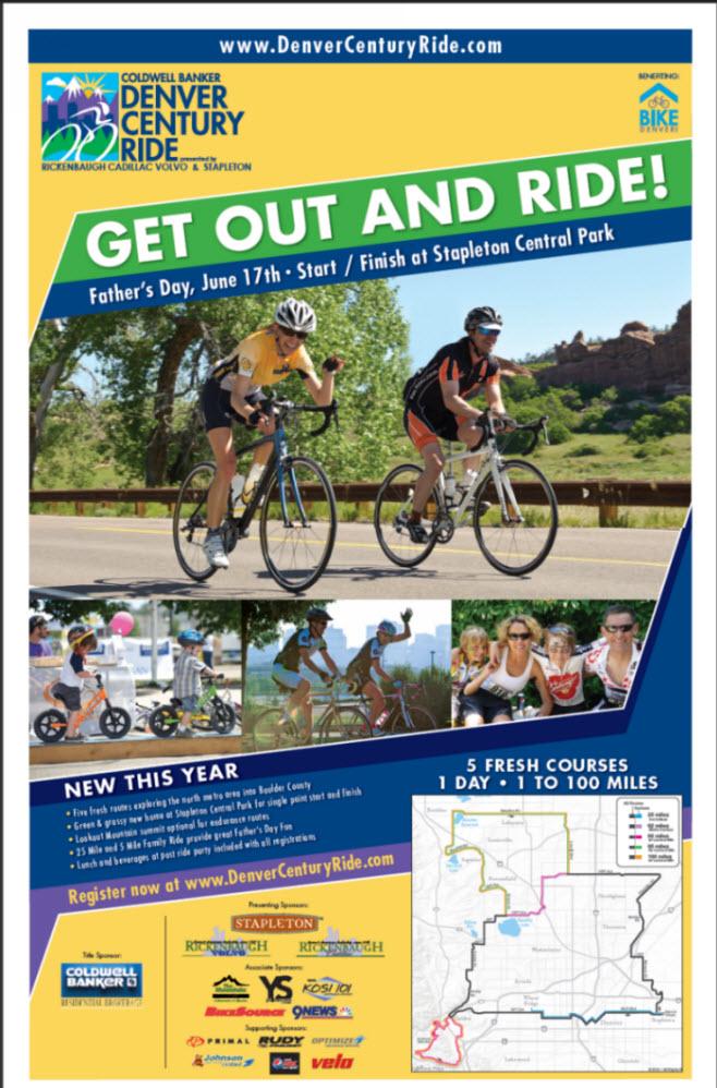2012 Denver Century Ride Sponsored by Rickenbaugh Cadillac Volvo Fisker -- Rickenbaugh Cadillac ...