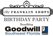 Franklin Shops Birthday Graphic