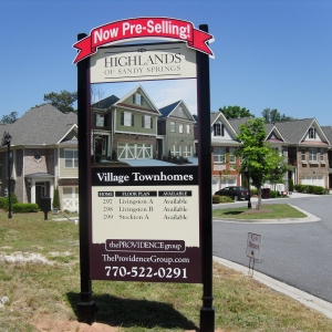 New Townhomes at Highlands of Sandy Springs