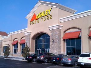 Ashley Furniture HomeStore in Laguna Hills, Calif.