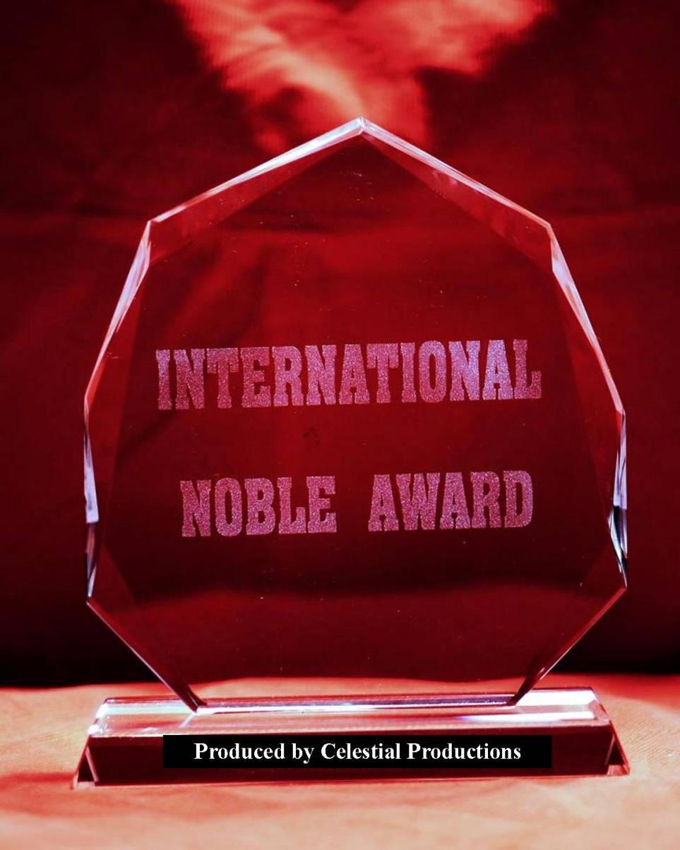 INTERNATIONAL NOBEL AWARDS 2012