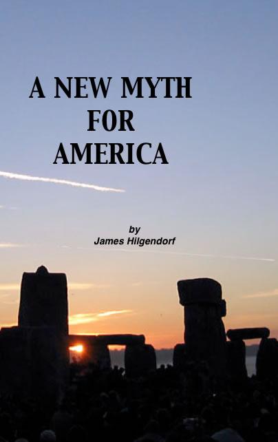 "Buddhist Books: ""A New Myth for America""."