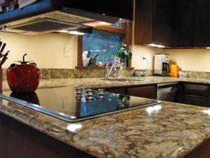 Buckingham, one of the Cambria Profiles for KBIS