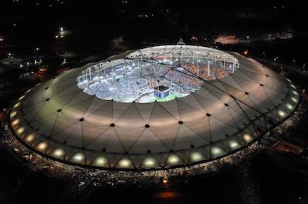 La Plata Stadium