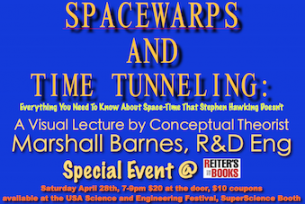 Spacewarps and Time Tunneling Flyer