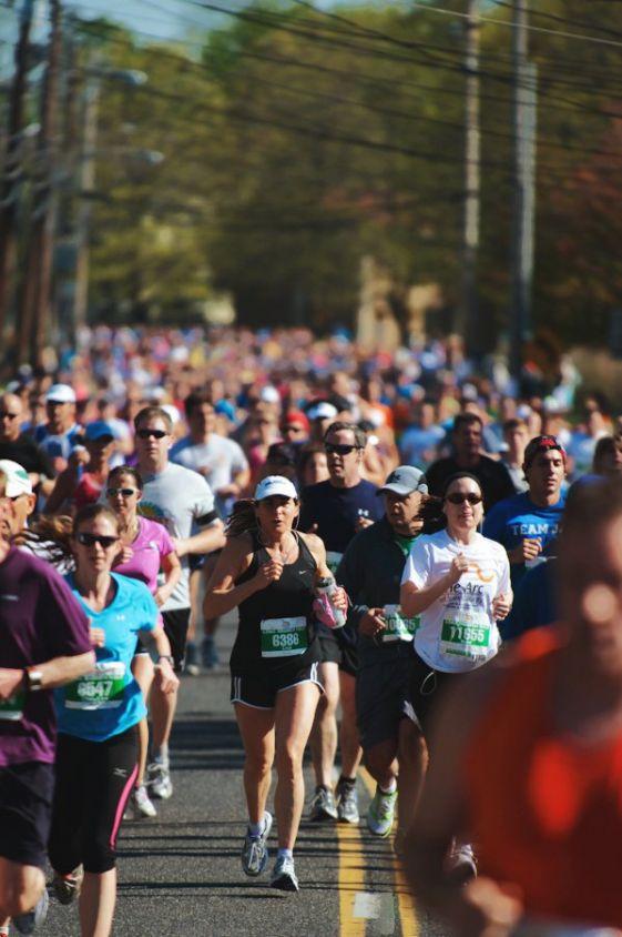 2011 NJ Marathon courtesy Paul Kim Photography