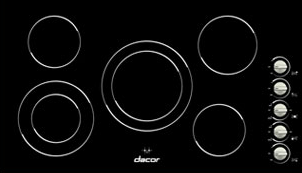 Dacor® Distinctive Electric Cooktop