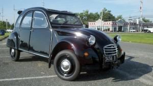 Eurocar Imports Offers A Number Of Citroen 2cv Upgrade Packages