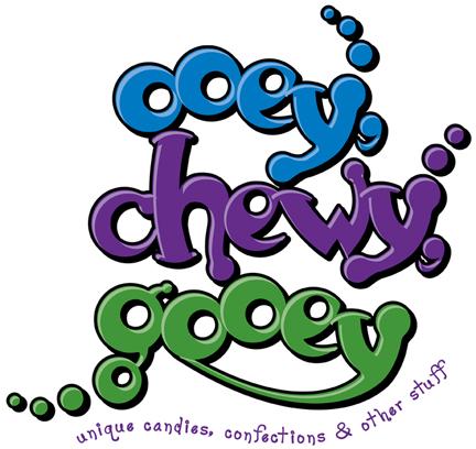 Ooey, Chewy, Gooey