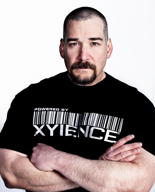 XYIENCE trainer Michael Palmieri