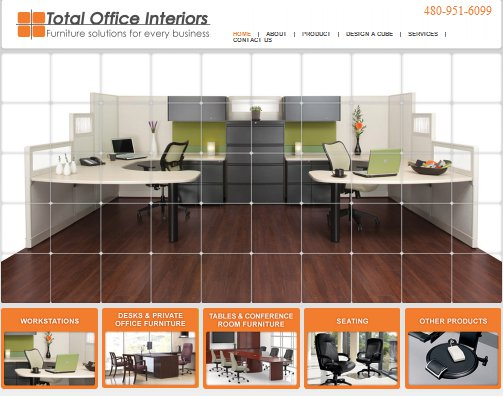 Total Office Interiors Provides Furniture Solutions For