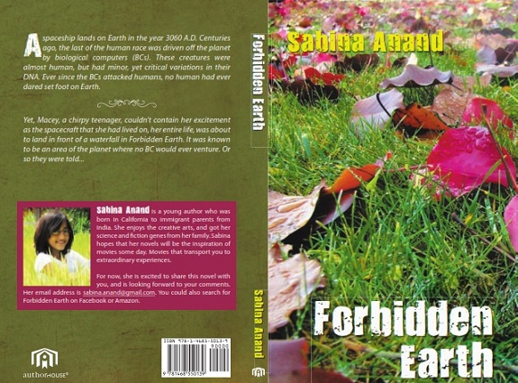 Forbidden Earth - Book Cover