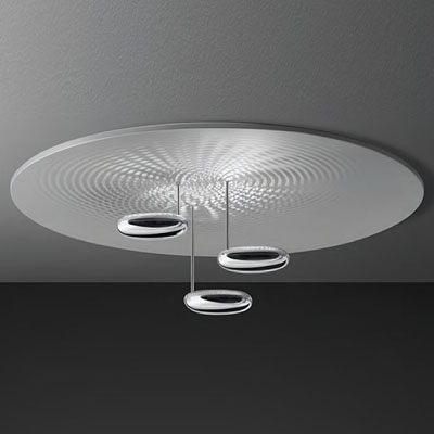 Droplet Ceiling Light