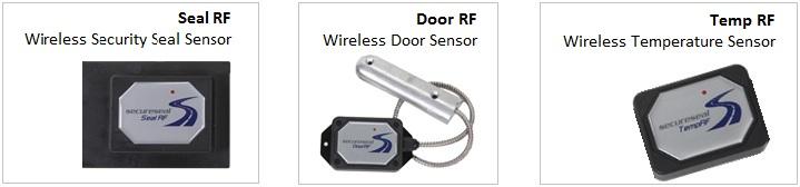 Secureseal Sensors