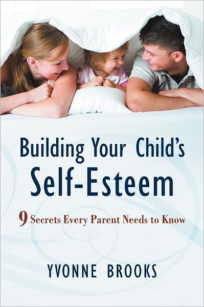 New book helps parents build their children's self esteem