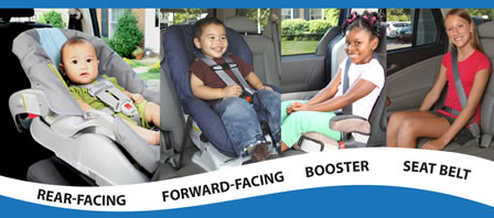 Palm Bay Ford Shares Child Safety