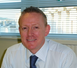 Simon Roberts, Head of Dominion Crew Solutions