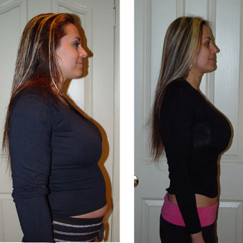 New Mom Loses 23 Pounds of Fat in 21-Days with New ...