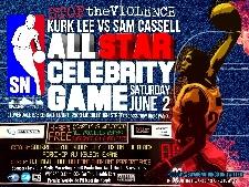 Lee vs Sam Stop The Violence Basketball Game