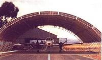 Aircraft / Helicopter Hangar