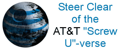 AT&T U-verse? Or ATT Screw-U-verse?