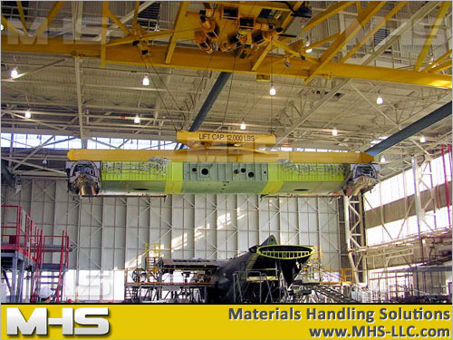 US Air Force Overhead Hoist System