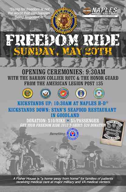 Freedom Ride Flyer