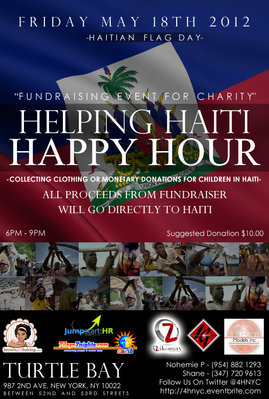 @HNYC on 5/18/12 at Turtle Bay - 2nd Ave b/n 52nd and 53rd Streets