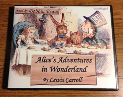 Alice-CD Cover