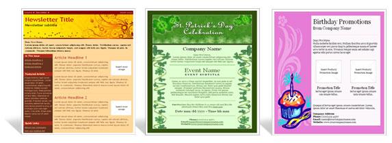 Creative Newsletter Layout Design, Newsletter Design Templates ...