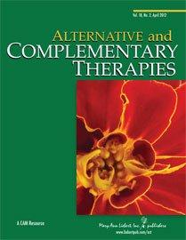 Alternative and Complementary Therapies