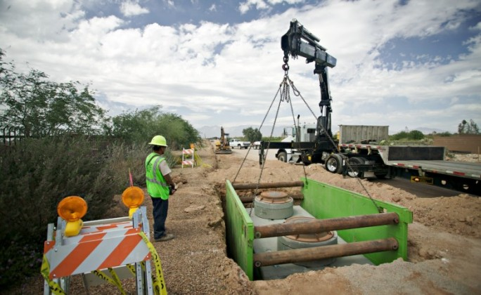 Arizona Trench Shoring Company Featured On Border Wars