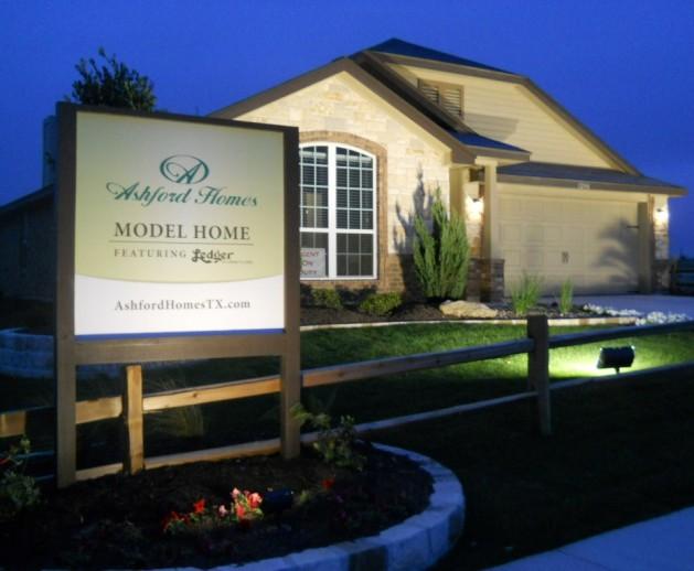 Ashford Homes At Goodnight Ranch In Killeen