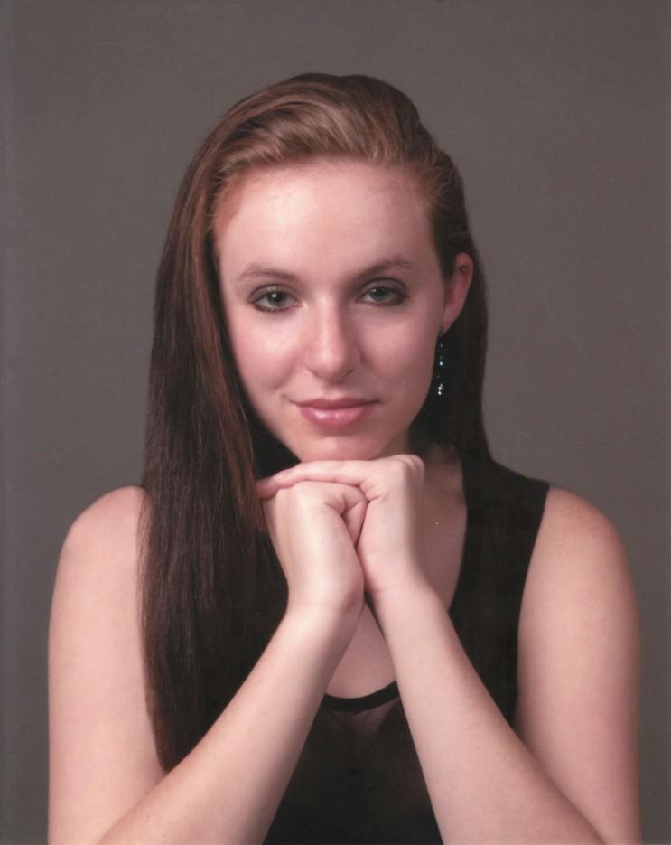 Melissa Bibliowicz, from Cooper City High School