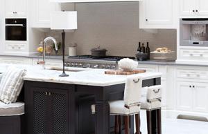 Construction Resources Luxury Living Kitchen