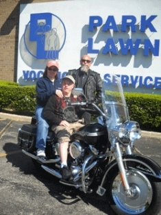 Motorcycle bikers needed to helps those with disabilities at Park Lawn May 20th.
