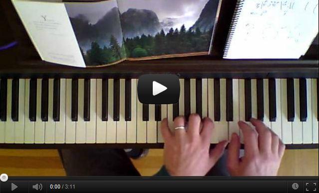 New Age Piano Lesson