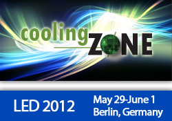coolingZONE LED 2012 Berlin Germany