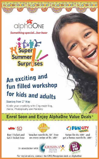 EDM - Super Summer Surprises at AlphaOne