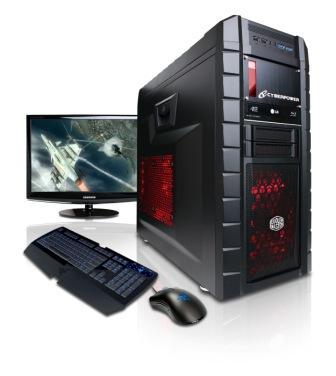 CyberpowerPC with NVIDIA GTX 690