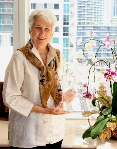 Loretta Cockrum Wins GMCC 2012 Tech Award