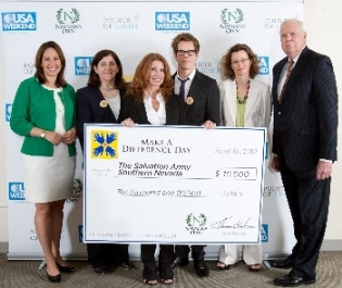 Mary Vail, OSG MADD Award