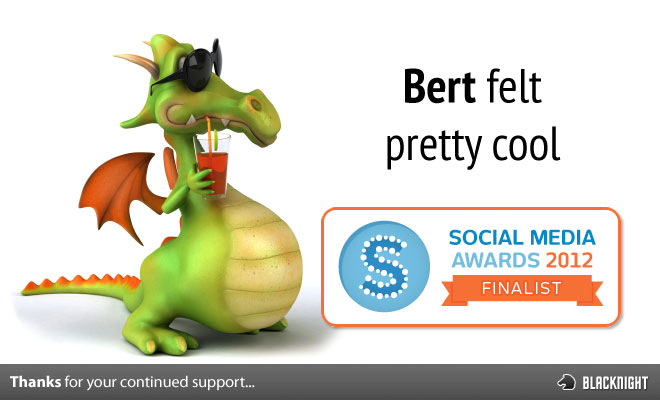 bert-felt-pretty-cool