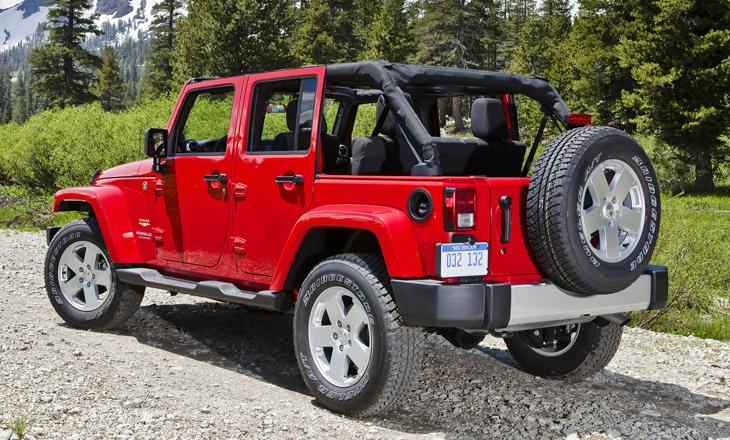 2012 Jeep Wrangler at Jeep of Columbia
