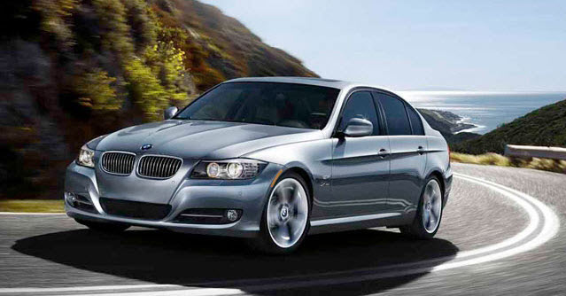 Gebhardt BMW's Denver Service Loaner Vehicle Sales Event through May 31, 2012