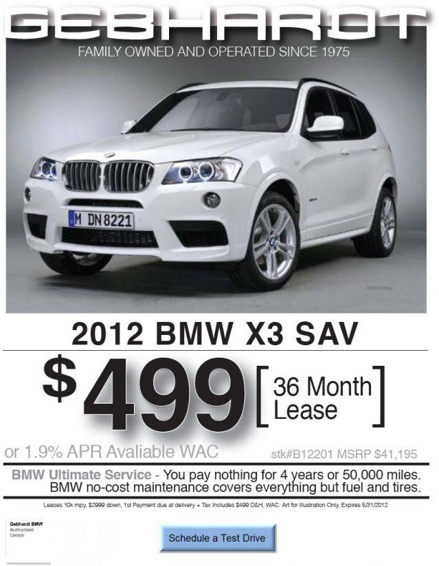 May_Denver_BMW_Specials_at_Gebhardt_BMW_in_Boulder_Colorado