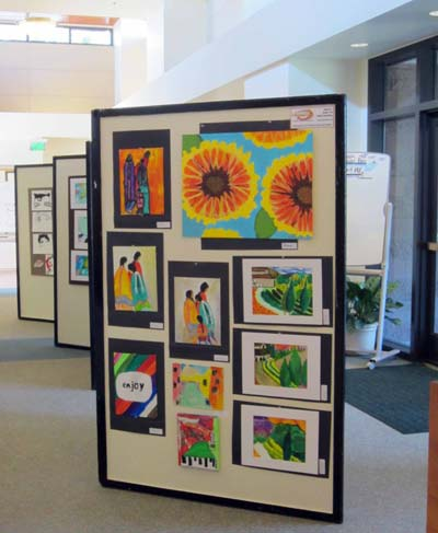 Stardust Arts Youth Art Encinitas  1st Annual Art Festival