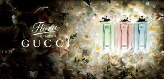 Gucci Flora Garden Range of Perfumes