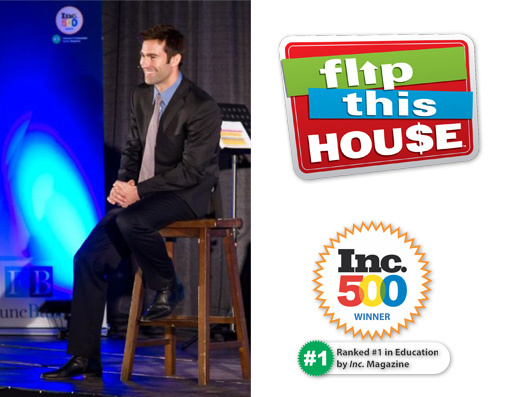 Ct reia announces may 2012 real estate investing seminar for Flip this house host
