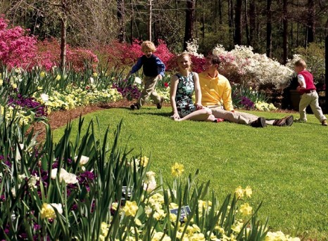 Mother's Day at Callaway Gardens